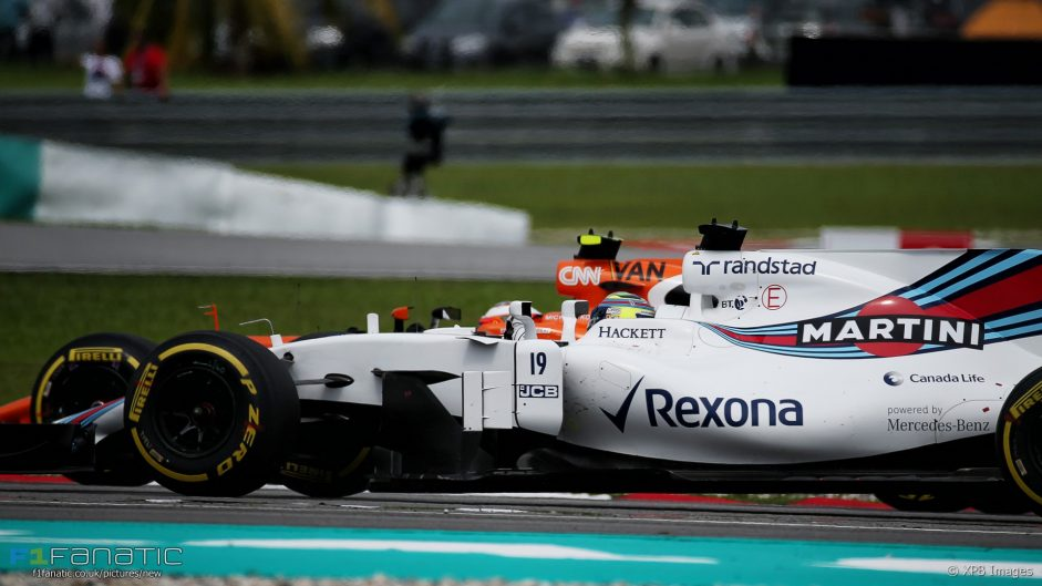 Swapping drivers cost Williams a place to Vandoorne