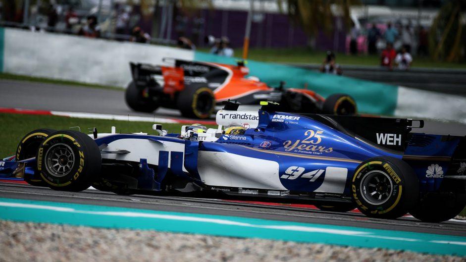 Marcus Ericsson, Sauber, Sepang International Circuit, 2017