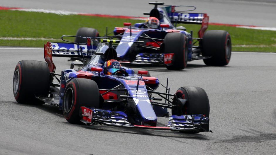Carlos Sainz Jnr, Toro Rosso, Sepang International Circuit, 2017