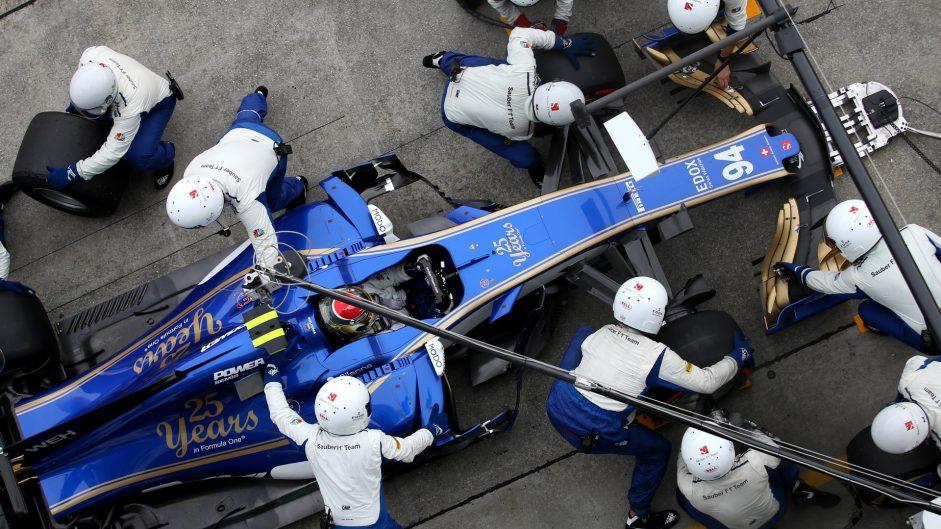 Pascal Wehrlein, Sauber, Sepang International Circuit, 2017