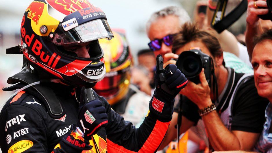 Max Verstappen, Red Bull, Sepang International Circuit, 2017