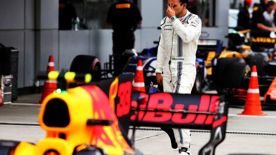 Felipe Massa, Williams, Sepang International Circuit, 2017