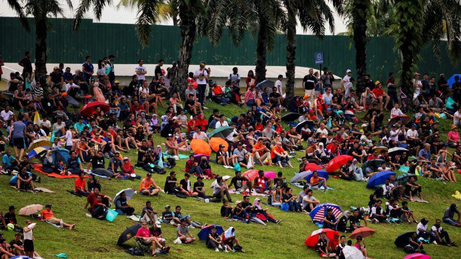 Fans, Sepang International Circuit, 2017