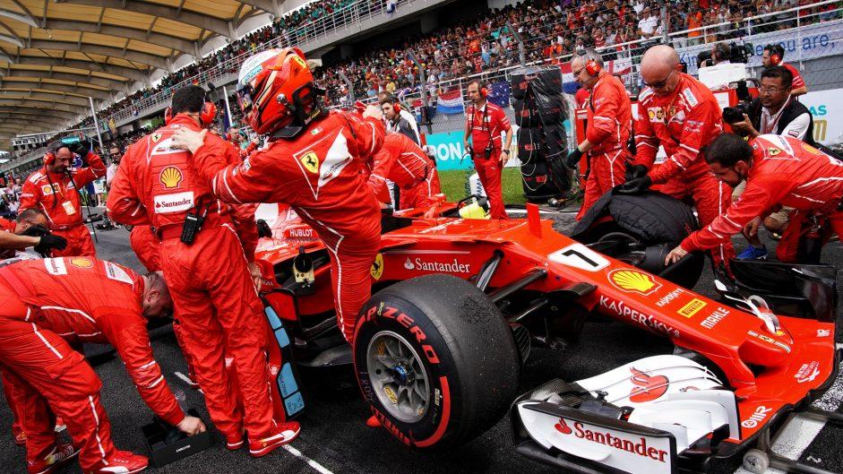 """Double Ferrari failure """"completely unacceptable"""" – Symonds"""