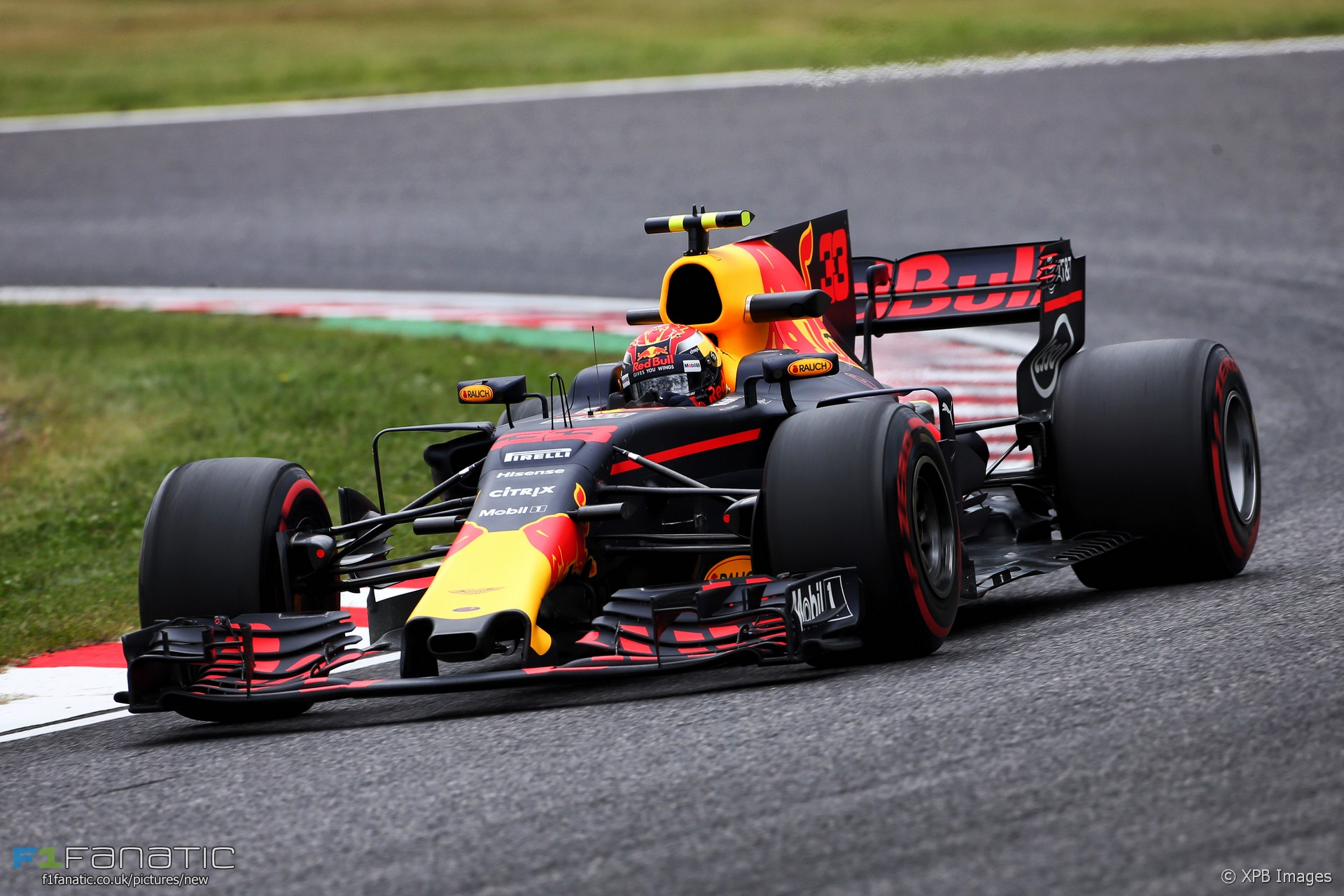Max Verstappen  Red Bull  Suzuka  2017  U00b7 Racefans