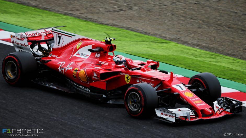 Raikkonen set for grid penalty after crash, Sainz cleared