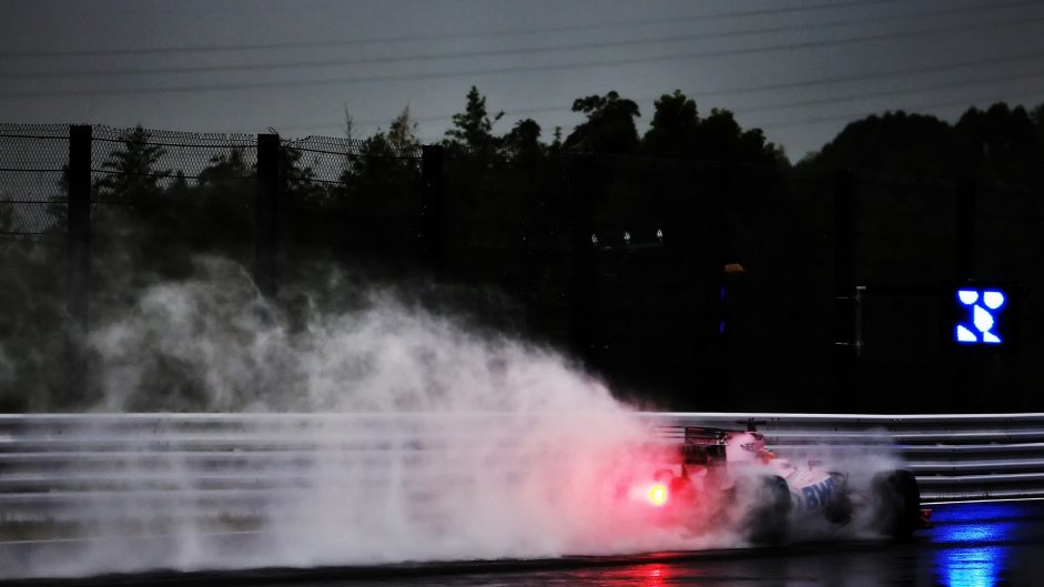 2017 Japanese Grand Prix practice in pictures