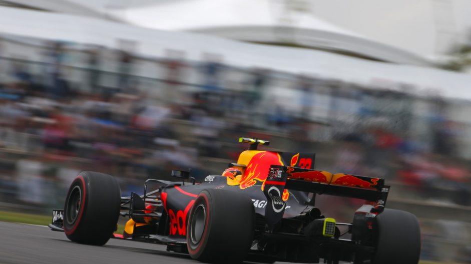 Max Verstappen, Red Bull, Suzuka, 2017