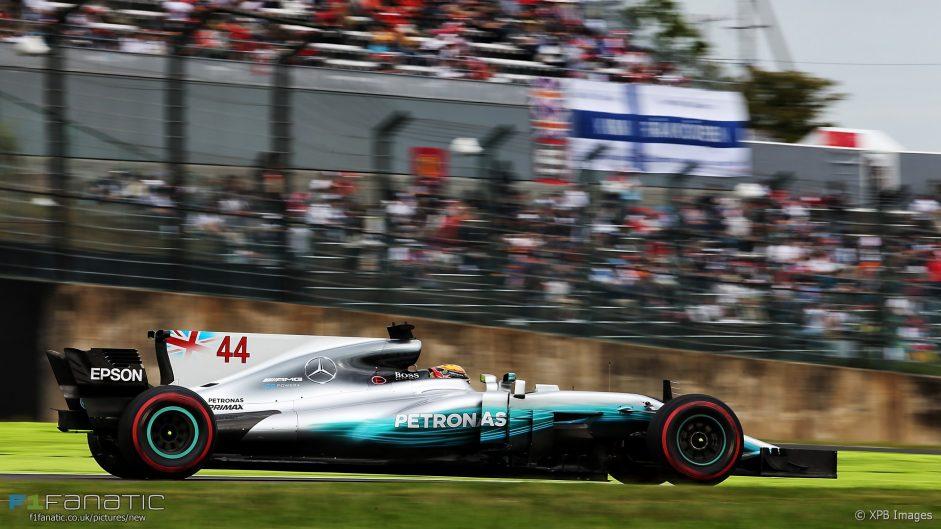 2017 Japanese Grand Prix grid