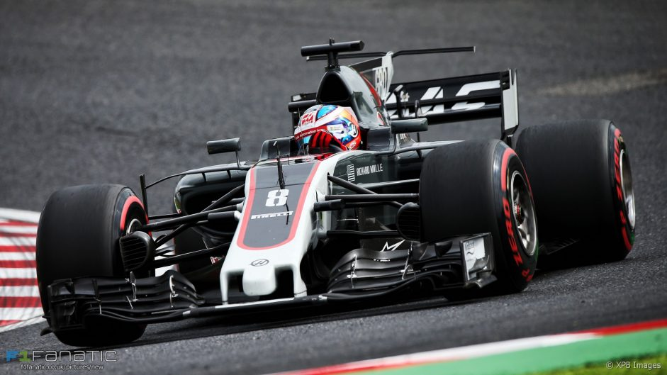 Haas bringing final upgrade of 2017 for home race
