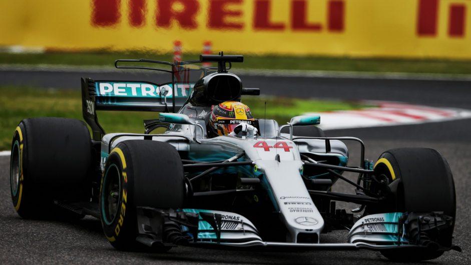 2017 Japanese Grand Prix race result
