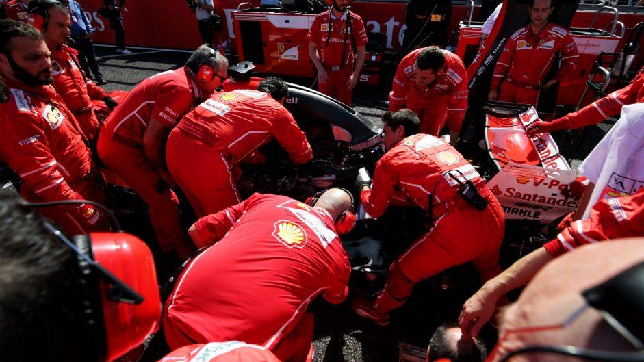 Ferrari addresses reliability concerns with new hiring