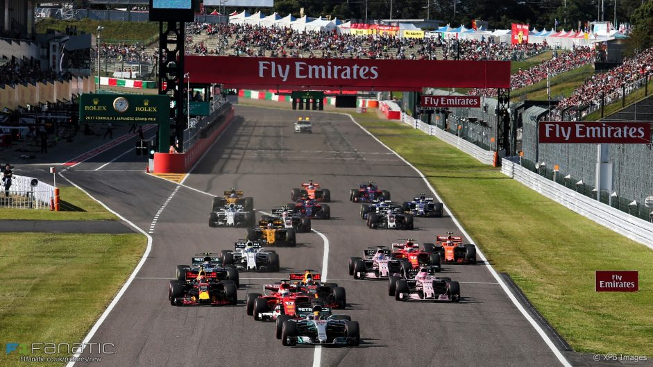 Rate the race: 2017 Japanese Grand Prix