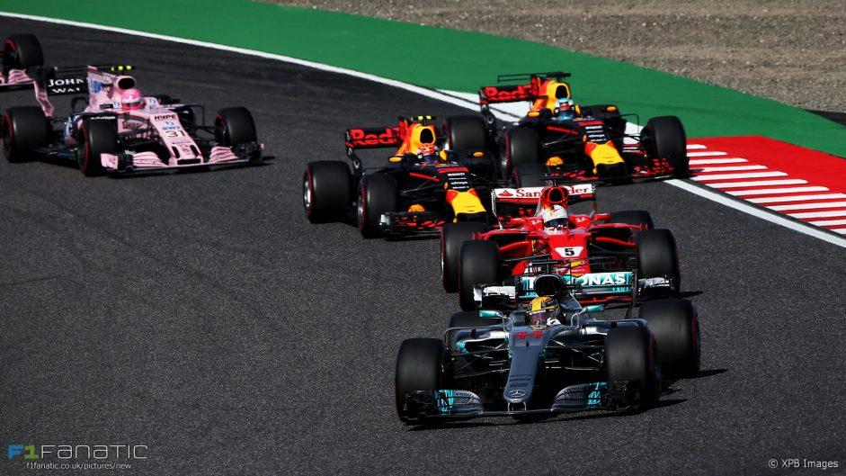 Hamilton wanted battle with Vettel at Suzuka