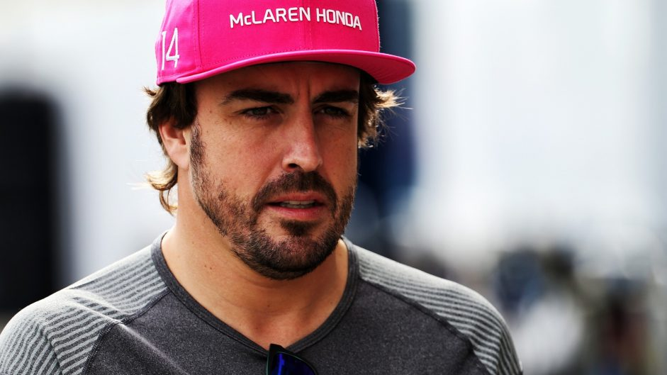 """Alonso says McLaren deal is """"not one year"""" and he won't do 2018 Indy 500"""
