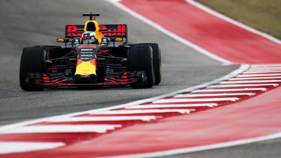 """Think I broke my back"": 2017 US GP practice team radio highlights"