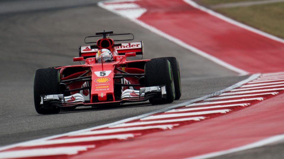 New chassis for Vettel after practice problems