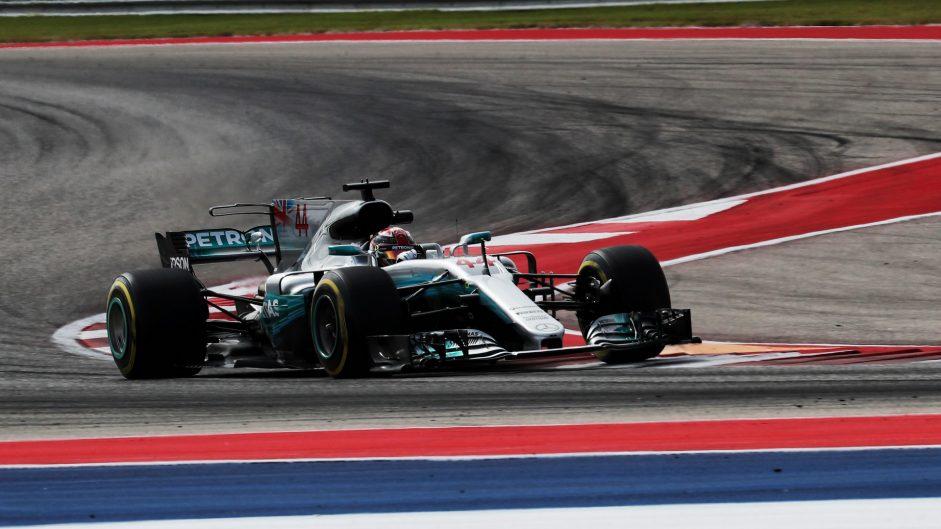 2017 United States Grand Prix race result