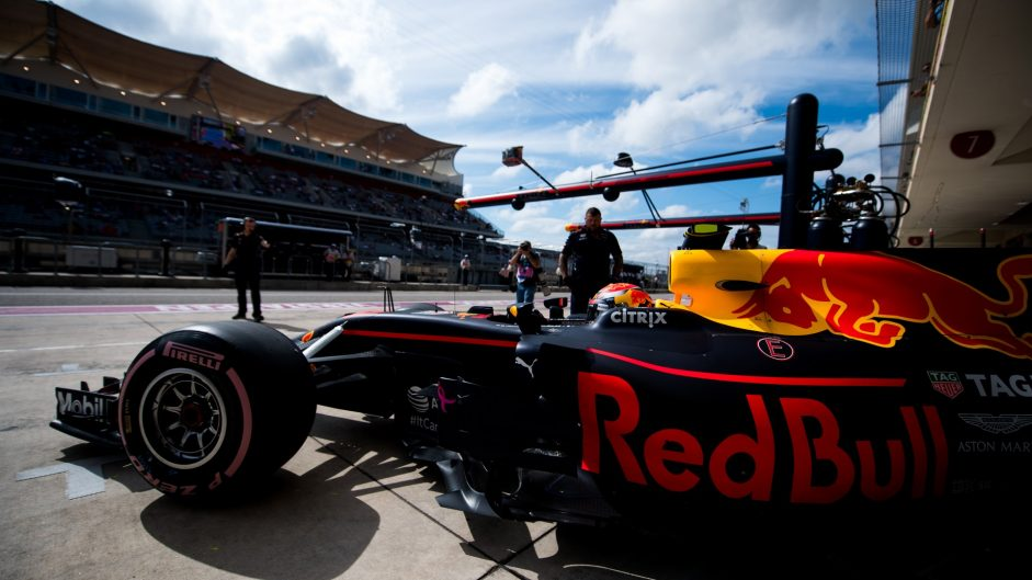 Verstappen also set for US GP grid penalty