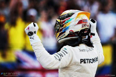 Lewis Hamilton, Mercedes, Circuit of the Americas, 2017