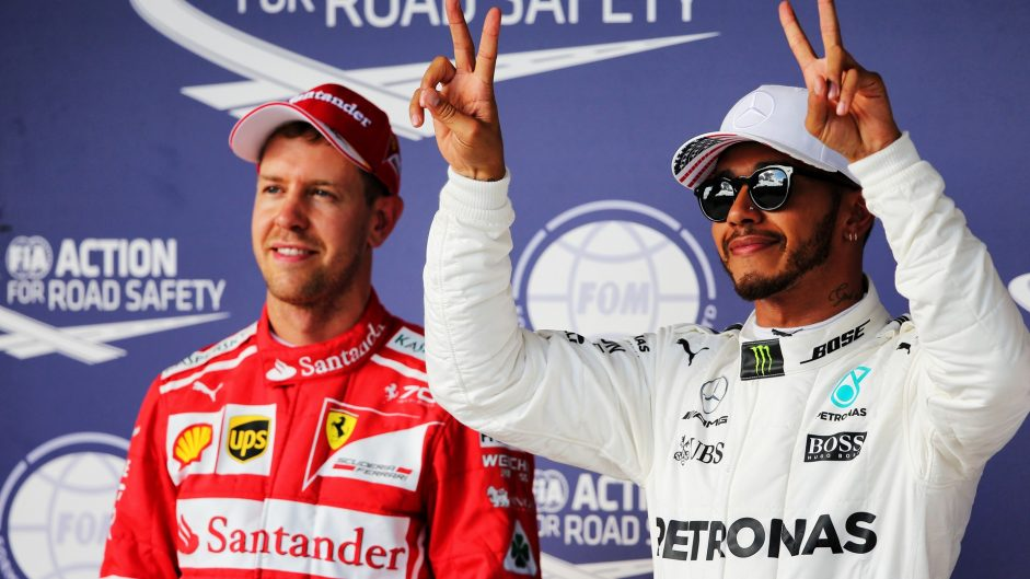 Vettel must seize chance to strike at Hamilton