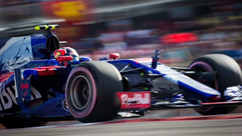 2017 United States Grand Prix qualifying and final practice in pictures