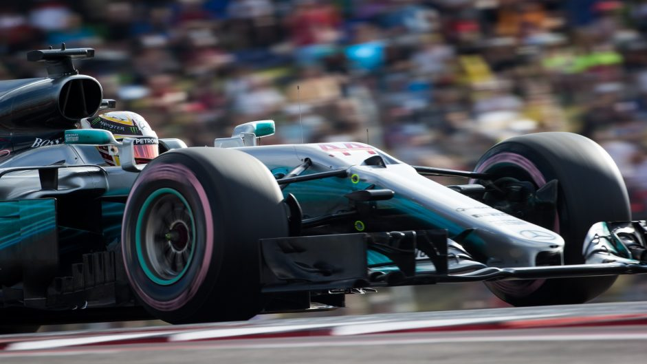 Lap time watch: Why F1 is only 1.8s quicker at COTA