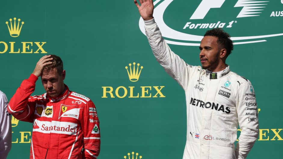 Hamilton on verge of clinching title after United States GP win