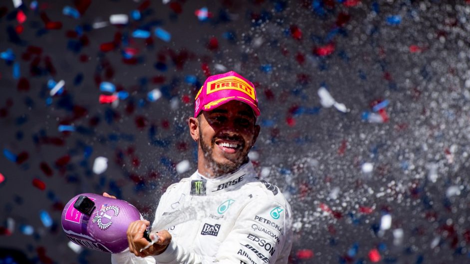 Another Austin masterclass bring Hamilton's fourth title ever closer