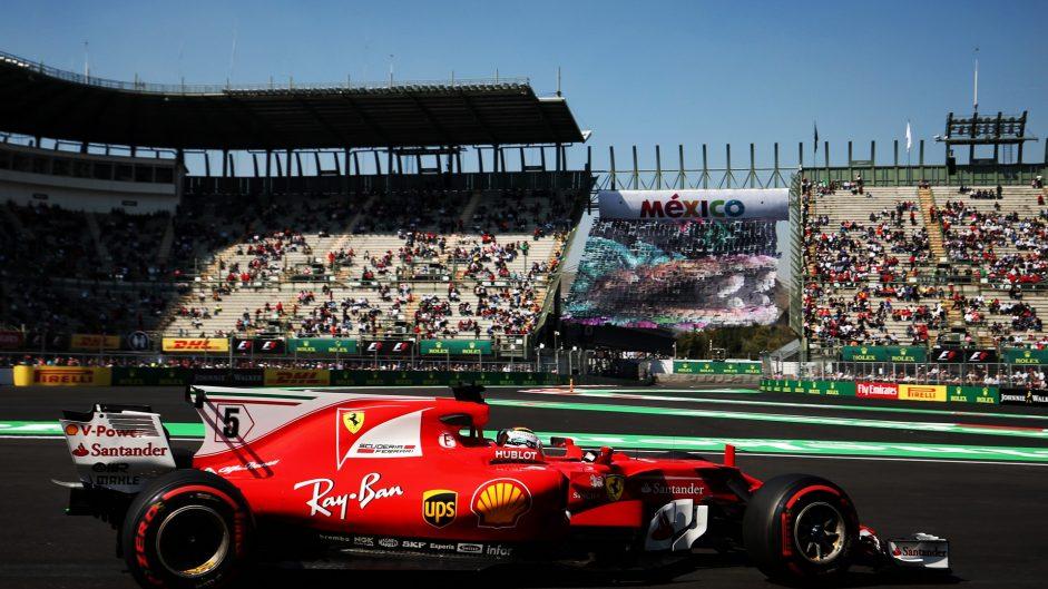 Vettel congratulates Hamilton on 'deserved' championship