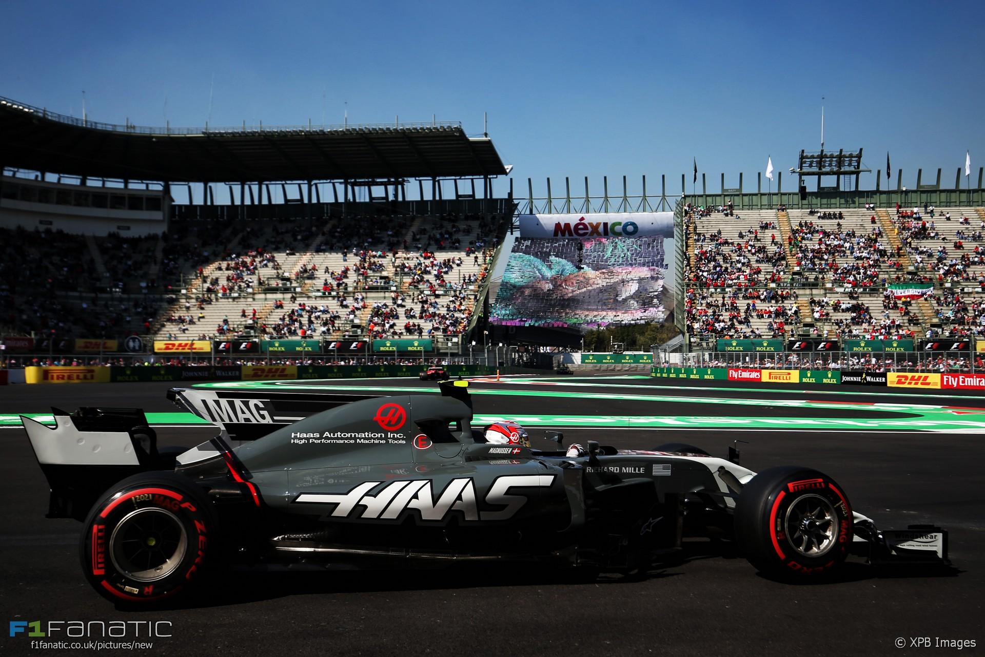 Kevin Magnussen, Haas, Autodromo Hermanos Rodriguez, 2017