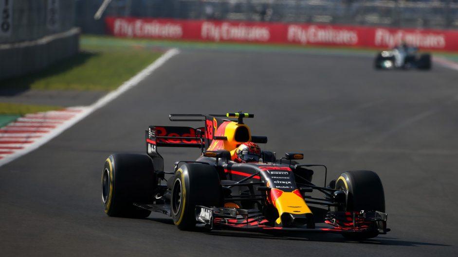 Verstappen tops close final Mexican practice