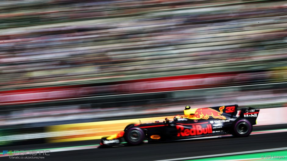 """""""Sebastian pipped you for P1"""": Mexican GP qualifying radio highlights"""