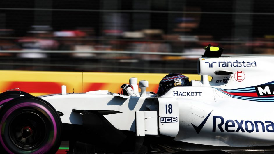 Stroll: Sixth place a great birthday present