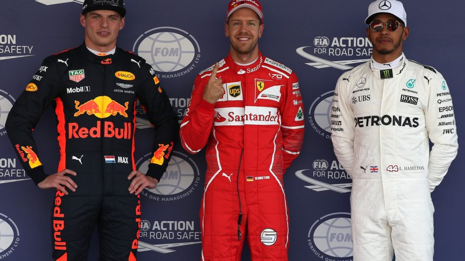 Vettel snatches pole from Verstappen in Mexico