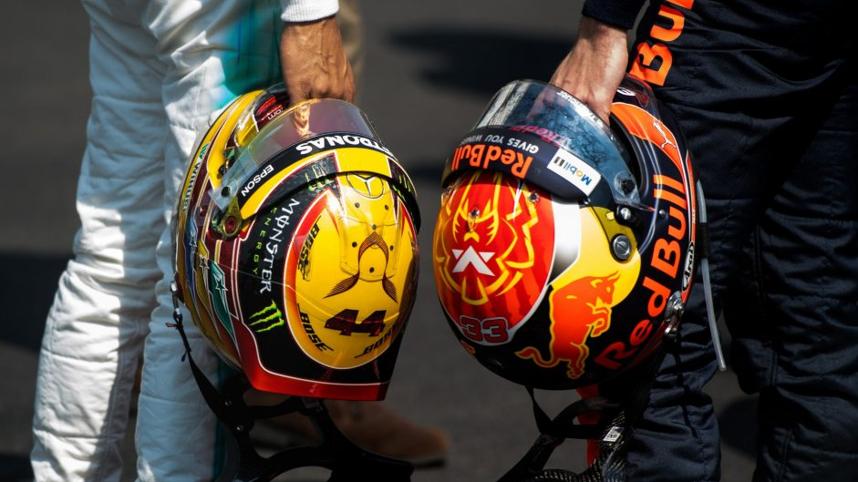 Hamilton and Verstappen can take fight to Vettel