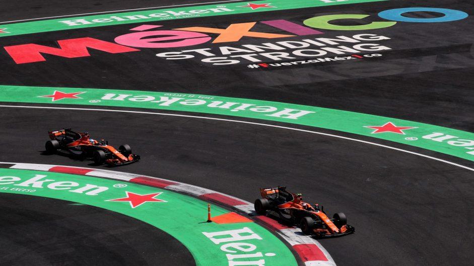 2017 F1 team mate battles: Alonso vs Vandoorne at McLaren