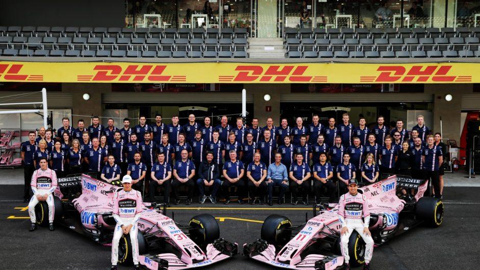 Szafneur praises Force India after securing fourth place