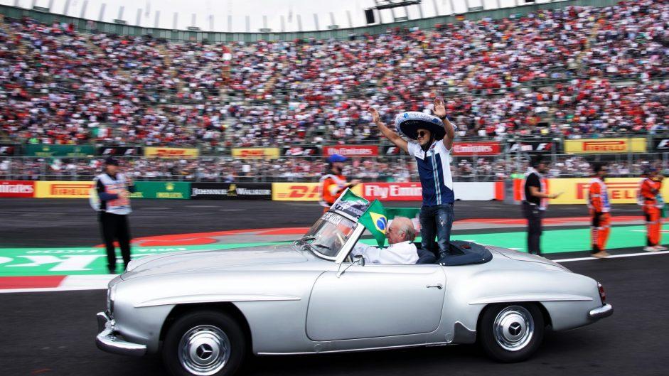 Felipe Massa, Williams, Autodromo Hermanos Rodriguez, 2017