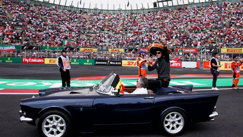 Stoffel Vandoorne, McLaren, Autodromo Hermanos Rodriguez, 2017