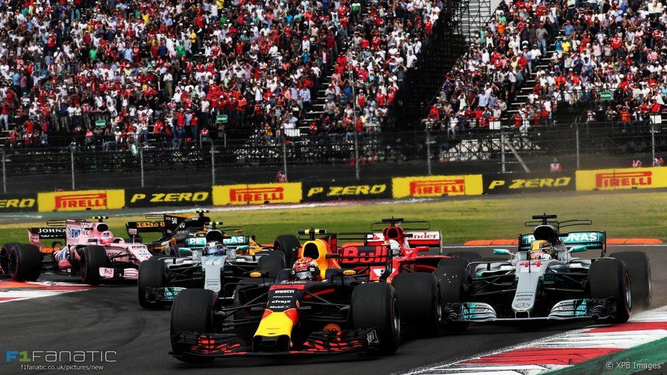 Hamilton champion again as Vettel clash opens door for Verstappen