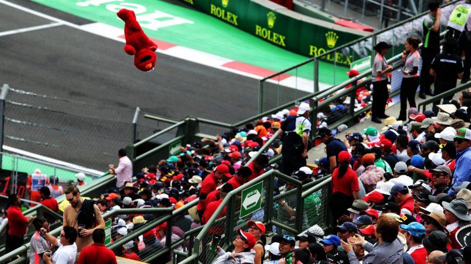 Fans, Autodromo Hermanos Rodriguez, 2017