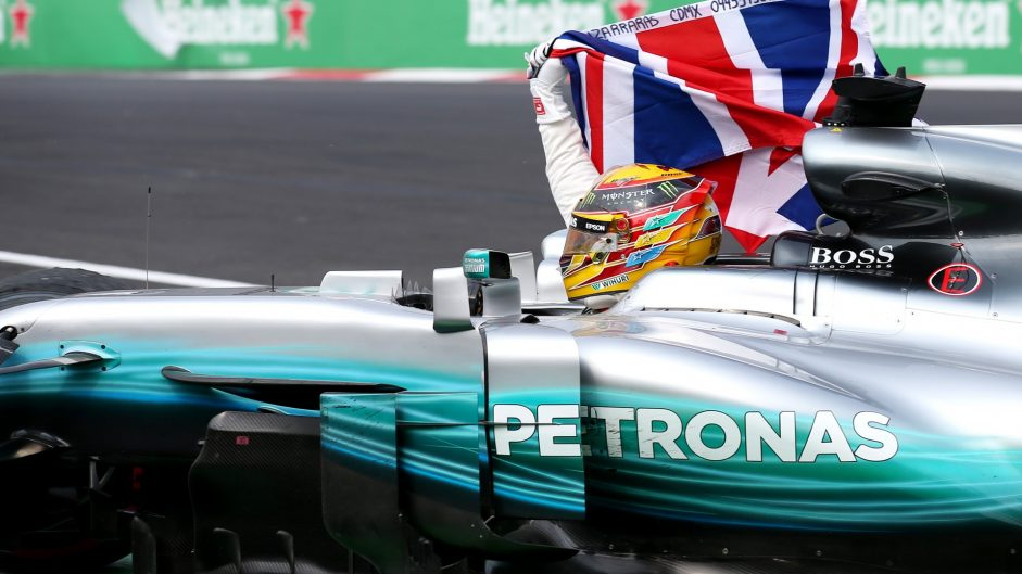 Hamilton champion after clash with Vettel as Verstappen wins in Mexico