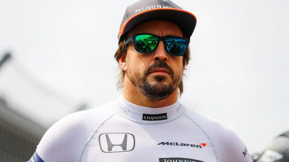Fernando Alonso, McLaren, Autodromo Hermanos Rodriguez, 2017