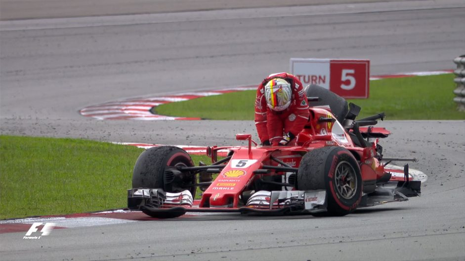 Vettel likely to get grid penalty at Suzuka