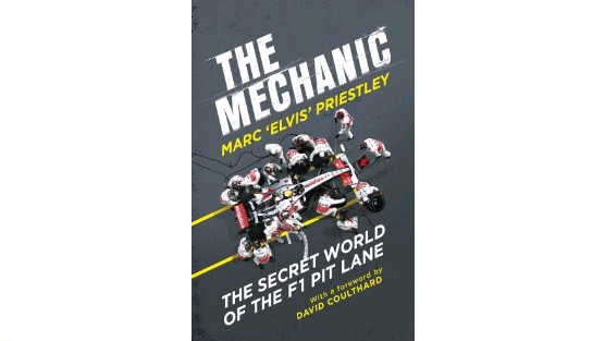 """""""The Mechanic"""" by Marc Priestley reviewed"""