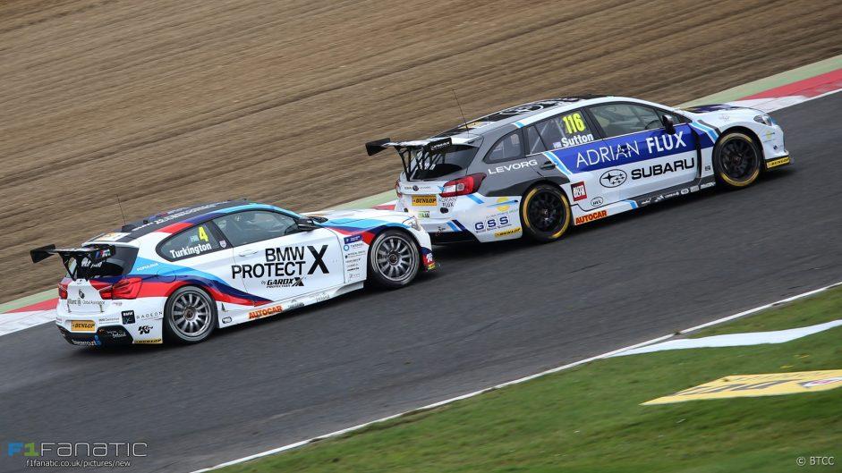 BTCC title decided in tense Brand Hatch finale