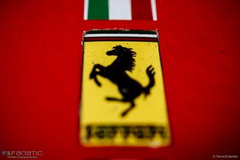 Ferrari, Interlagos, 2017