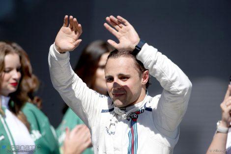 Felipe Massa, Williams, Interlagos, 2017
