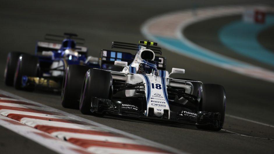 2017 Abu Dhabi Grand Prix team radio transcript
